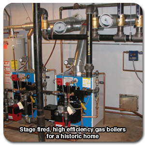 Steam Space Heating Chicago, IL - Boiler Professionals